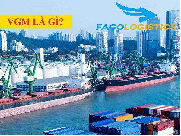 VGM là gì? Vai trò của VGM trong hoạt động xuất nhập khẩu
